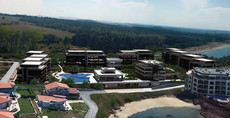 The Lozenec Beach Resort project